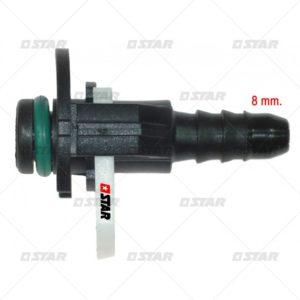Γρήγοροι συνδετήρες   (8 mm)