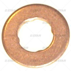 Ροδέλα για μπέκ   (14 x 7.3 x 2 mm)