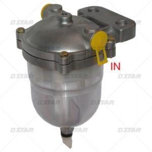 Κομπλέ νεροπαγίδα 14 mm   (4686377-S)