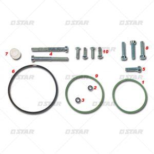 Σετ επισκευής αντλία κενου   (VW – Audi 2.5)