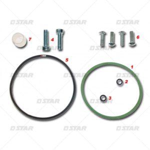 Σετ επισκευής αντλίας κενού   (VW – Audi 2.7 / 3.0)